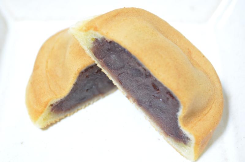 京菓子司 満月の阿闍梨餅(あじゃりもち)2