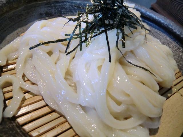 京都 山元麺蔵 夏の限定メニュー麺のUP