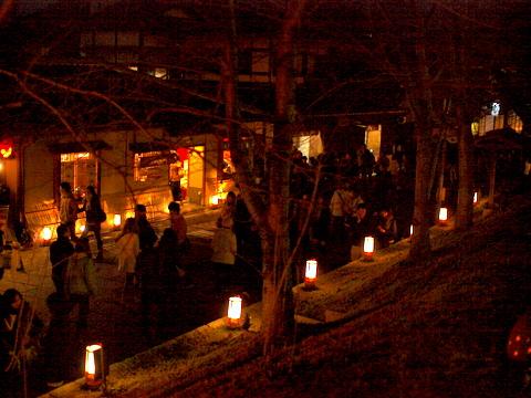 京都東山花灯路(はなとうろ)