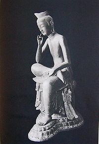 Maitreya_Koryuji