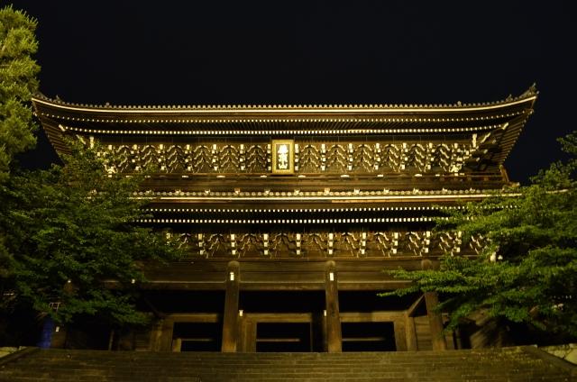 ぴったんこカン・カン / 堺雅人と秋の京都巡りで紹介された場所「知恩院」