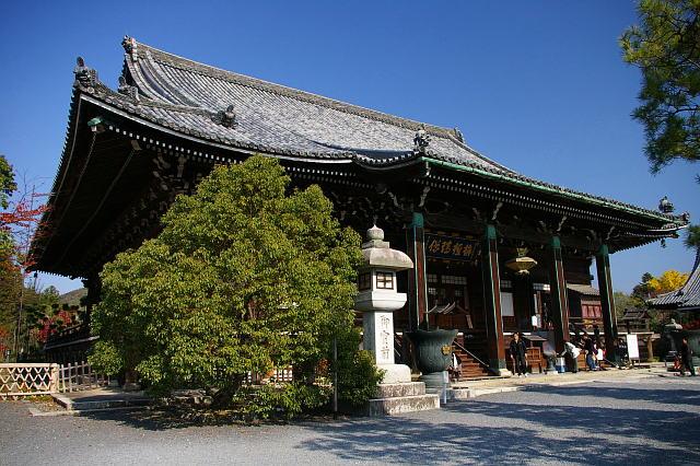 Seiryoji-hondou