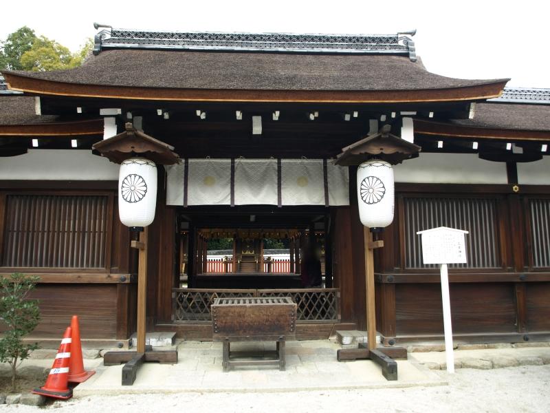 下鴨神社(しもがもじんじゃ)