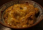 京都は祇園の権兵衛さんで「親子丼」を頂いてきました!めちゃウマ!