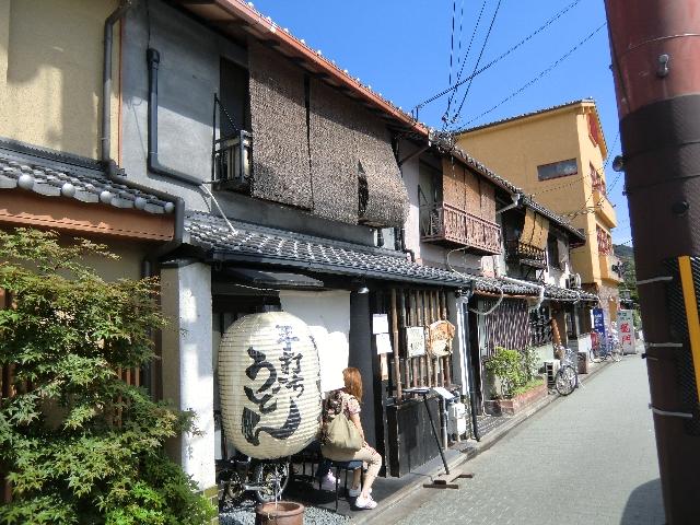 京都 山元麺蔵 (やまもとめんぞう)店の外観